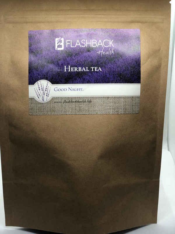 Herbal Tea Good Night